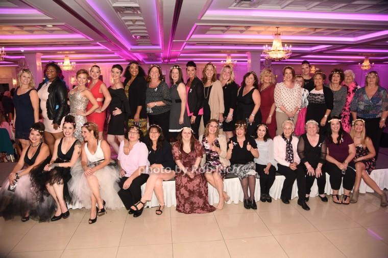 Breast Cancer survivors photo by Rob Rich/SocietyAllure.com © 2016 robwayne1@aol.com 516-676-3939